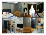 Disewakan Harian / Transit Apartemen Modernland Cikokol , Tangerang - 1 and 2BR Furnished