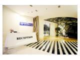 Disewakan Apartemen GP Plaza Slipi, Jakarta Barat – Studio 29 m2 Fully Furnished, City View