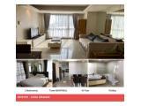 Disewakan Bulanan dan Tahunan Apartemen Casa Grande Residence di Jakarta Selatan – 1 / 2 BR / 3 BR Fully Furnished