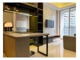 Jual / Sewa Apartemen Taman Anggrek Residences di Jakarta Barat – Studio / 1 / 2 / 3 / 1+1 / 2+1 / 3+1 Unfurnish & Fully Furnished