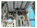 For Rent Cosmo Mansion Jakarta Residence Apartment 1BR Fully Furnished