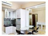 Sewa Apartemen Puri Park View Jakarta Barat – 2 BR 35 m2