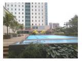 Disewakan Apartemen Patria Park Cawang – 2 BR Fully Furnished – Akses Dekat ke 4 Pintu Tol