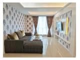 For Rent Apartement Casa Grande Residence 3BR luas 104 sqm furnish