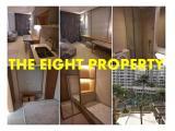 Sewa Apartemen Taman Anggrek Residence di Jakarta Barat - Studio, 1 BR, 2 BR dan 3 BR, Semi / Full Furnished, Jaminan Murah