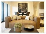 Sewa / Jual Apartement District 8 Senopati - 1/2/3/4BR Fully Furnished