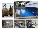 Apartemen Beverly Dago Bandung Studio ukuran besar 34 M2 Furnished