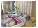 Sewa apartemen gunawangsa manyar Studio & 2bedroom Harian/mingguan/bulanan full furnish