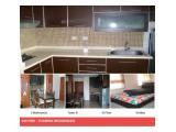 Sewa Bulanan dan Tahunan Apartemen Thamrin Residences – 1 / 2 / 3 BR Fully Furnished