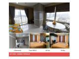 Disewakan Bulanan & Tahunan Apartment Cosmo Terrace Thamrin City di Jakarta Pusat – Studio / 1 BR / 2 BR Fully Furnished