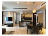 Disewakan Apartment Ciputra World 1 Jakarta, The Residences Ascott (My Home) Jakarta Selatan – 2 BR dan 3 BR Luxurious and Modern Unit