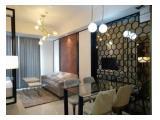 Disewakan Apartemen Casa Grande Residence Phase 2 - 2Bedroom luas 76sqm Fully Furnished