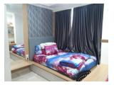 Disewa Apartemen Menteng Park / Studio / 1 BR / 2 BR / Full Furnished