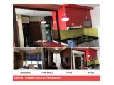 Sewa Bulanan dan Tahunan Apartemen Thamrin Executive Residence – Studio / 1 / 2 / 3 BR Suite A / B Fully Furnished
