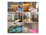 Apartemen 2BR Full Furnish uk 35 m2 View Pool