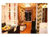 Disewakan Condominium Green Bay Pluit – 1/2/3 Bedroom Unfurnished/Semi Furnished/Full Furnished