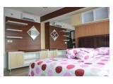 Disewakan Apartemen Tamansari Hive, Cawang  Jakarta – Type Studio Fully Furnished