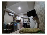 Disewakan Apartemen Belmont Residence Tower Montblanc - Studio Full Furnished