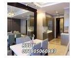 For Rent Apartment District 8 SCBD Senopati 2 Bedroom Private Lift High Floor Fully Furnished