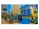 FOR RENT CONDOMINIUM TAMAN ANGGREK RESIDENCE 3+1BR SIZE 135MTR PRIVATE LIFT, SEMI FURNISH!!!GOOD DEAL!!!