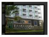 Disewakan Apartment Tamansari Sudirman Executive Residence - Studio Full Furnished
