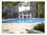 Sewa Apartemen Senayan Residence Jakarta Selatan - 2 BR 96m2 Furnished
