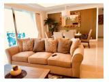 Sewa Apartemen Pondok Indah Residences Jakarta Selatan – 3 BR 178 m2 Full Furnished