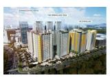 Disewakan Apartemen The Springlake Summarecon Bekasi – Studio / 2 / 3 BR Unfurnished