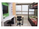 Disewakan Apartemen Springlake - Type Studio Fully Furnished