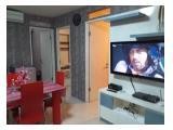 Sewa Apsrtemen Kalibata City.2 BR,Studio & 3 BR Full Furnished & Semi Furnished