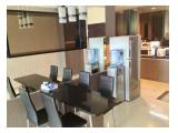 For Rent 3 BR Apartement Gandaria Heights Furnish