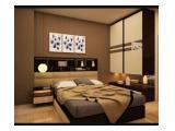 Disewakan Studio Oasis Cikarang Japanese Style - 30m2 Fully Furnished