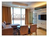 Sewa Apartemen Residence 8, 1BR, 2BR, 3BR,  Fully Furnished !!!