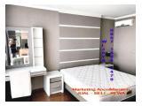 Apartemen Ancol Mansion 1Br (Hadap Timur-Swimming pool)