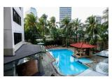 Sewa Apartemen Best Deal Senopati Suites di Jakarta Selatan – 2 / 3 / 4 BR Furnished