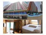 Apartemen Green Pramuka Penelope Type 2BR Fully Furnished Fasilitas lengkap di atasnya Mall Jakarta Pusat