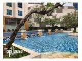 For Rent Casagrande Residence 2 Bed, Fully Furnished, Connecting Mall Kota Kasablanka Jakarta