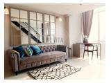 For Rent/Disewakan Apartemen U Residence Karawaci – Bizloft Soho, 1 BR Fully Furnished