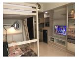 Apartment Grand Taman Melati 2 - Studio 28m2 Modern Furnished
