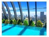 Disewakan / Dijual L'Avenue Apartemen Pancoran Jakarta Selatan - All type Bedroom & Fully Furnished