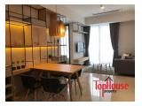 For Rent Casagrande Residence 2 Bed, Fully Furnished, 15jt/Month, Connecting Mall Kota Kasablanka Jakarta