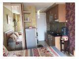 Disewakan Apartemen Green Lake Sunter Tipe studio dan Tipe 2 Bedroom