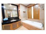 Sewa & Jual Apartemen Senayan Residence - 3+1 BR (165 m2) Furnished - Middle Floor, Golf View
