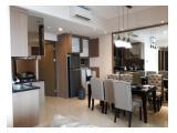 Sewa / Jual Apartemen 1Park Avenue Gandaria 2 BR + 1 Furnished Royal Tower Jakarta Selatan - by ERI Property