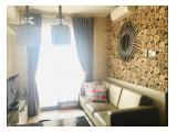 Disewakan Apartment The Royal Olive Residence jakarta selatan 2 BR furnished siap huni.