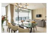 Jual / Sewa Apartemen Casa Domaine Jakarta Pusat (Shangri-La Hotel Area) – Brand New 2 & 3 BR Luxurious Design