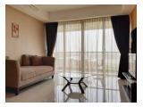Disewakan Apartemen St Moritz 3BR, Full Furnished - Puri Indah