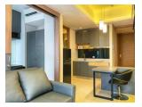 Luxury Apartment Taman Anggrek Residence TAR - 1BR Full Interior Design Furnished
