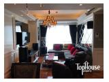 Disewakan Apartemen Casa Grande Residence 3Bedroom, connecting with Mall Kota Kasablanka Jakarta Selatan