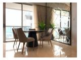Disewakan Apartemen Anandamaya Residence Sudirman – 2 BR Deluxe & Suite, 3 BR Deluxe Fully Furnished